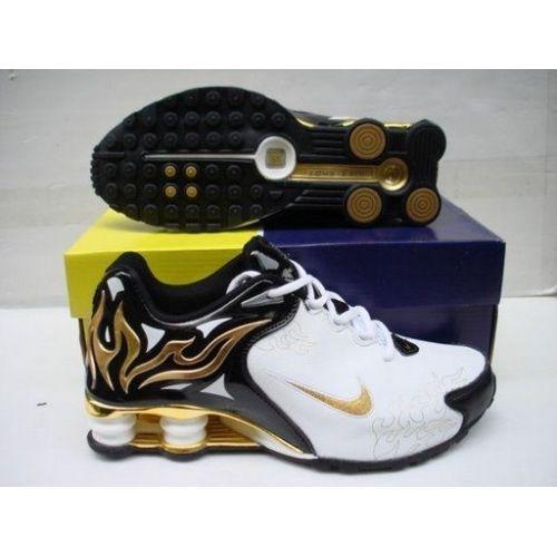 daf61fc067c2f9 Nike Shox Torch 2 Gold White Black Men Shoes  79.59