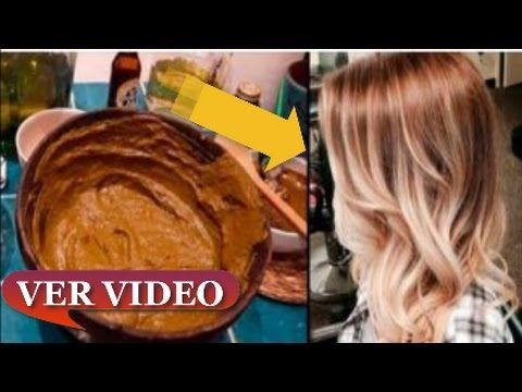 Youtube Canela Para El Cabello Aclarar El Cabello De Forma Natural Tintes Naturales Para Cabello