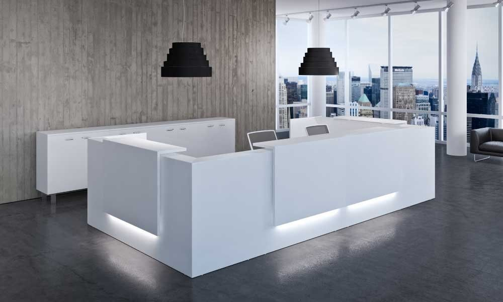 Reception Desks   Contemporary And Modern Office Furniture
