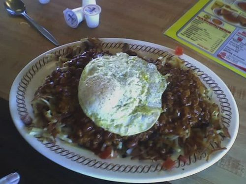 Just like a waffle house hash brown plate, mod_rewrite can look like an unappetizing mess, but tastes great. This very short article shows exactly how to point your old pages and your new pages.