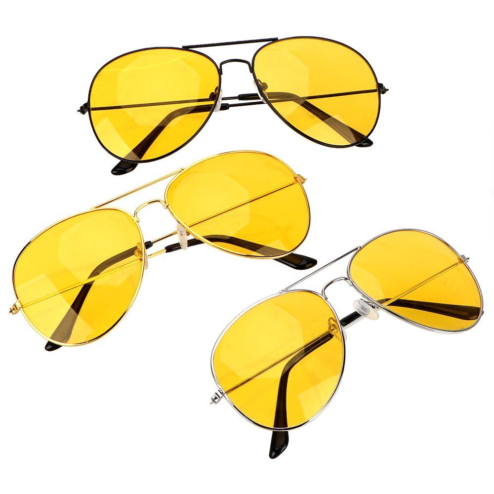Anti Glare Polarizer Sunglasses Copper Alloy Car Drivers Night Vision Goggles Polarized Driving Glasses Auto Accesso In 2020 Unisex Glasses Car And Driver Night Vision