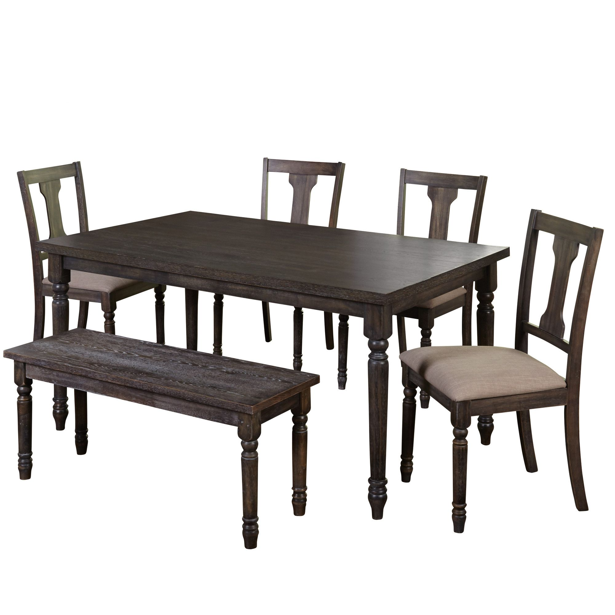 Kitchen bistro set  Ines  Piece Dining Set  Products  Pinterest  Products