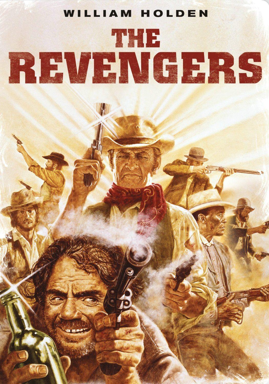 THE REVENGERS  1972