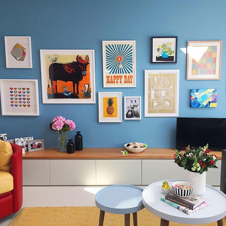 "Sophie Robinson on Instagram ""Designing for DIY SOS is up"