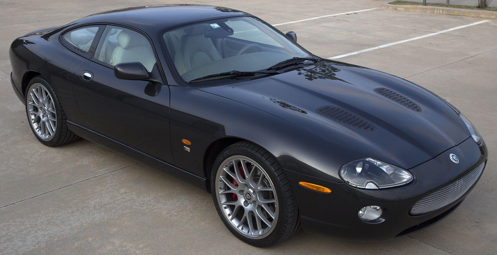 2006 jaguar xkr coupe for sale
