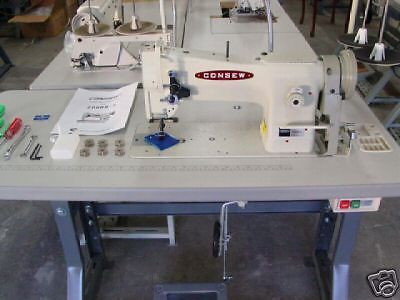 Consew 40rb40 Industrial Machine Walking Foot For Leather Extraordinary Consew Cp206r Sewing Machine
