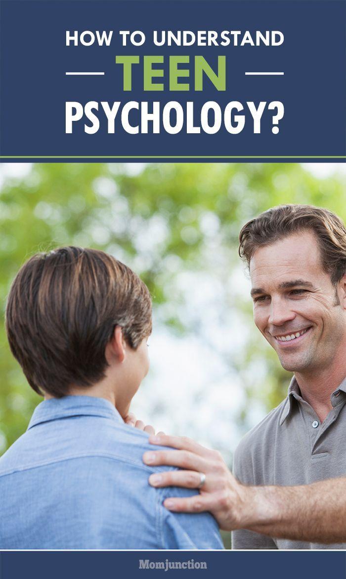 of teen parents Psychology
