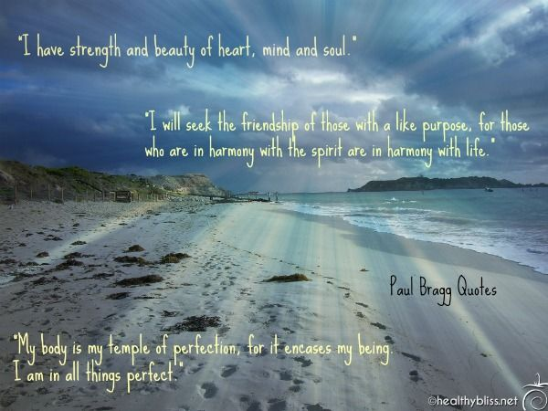 paul bragg motivational health quotes from the father of