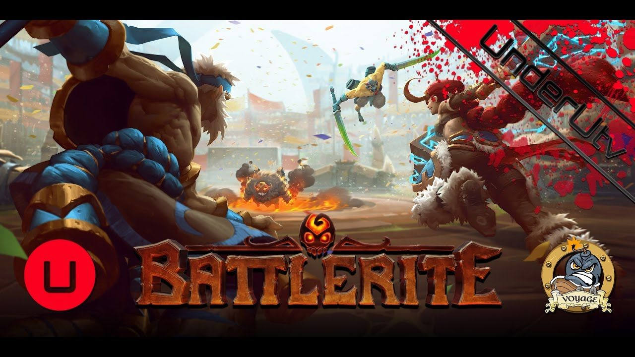 Battlerite Feel the Hype of the Arean a