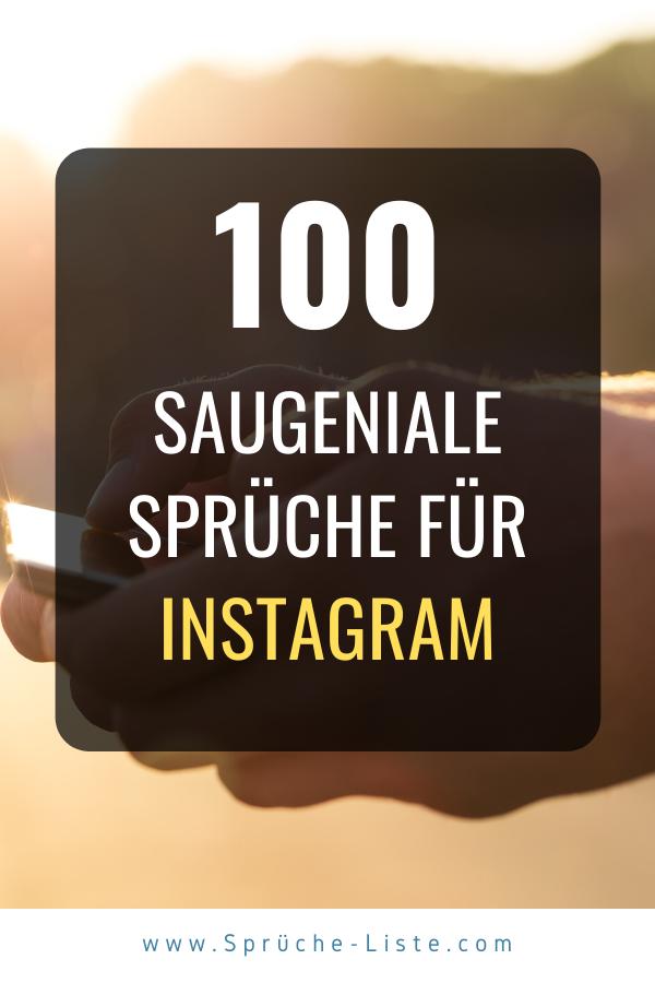100 Saugeniale Spruche Fur Instagram Instagram Spruche Zitate Zum Thema Liebe Spruche