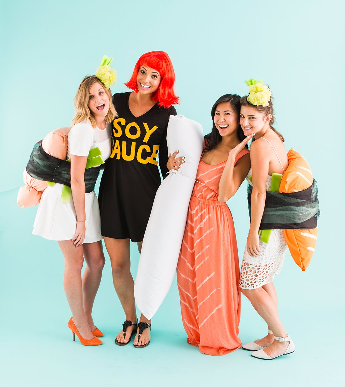 10 DIY Costumes You Can Make for Under 50, from Easy to