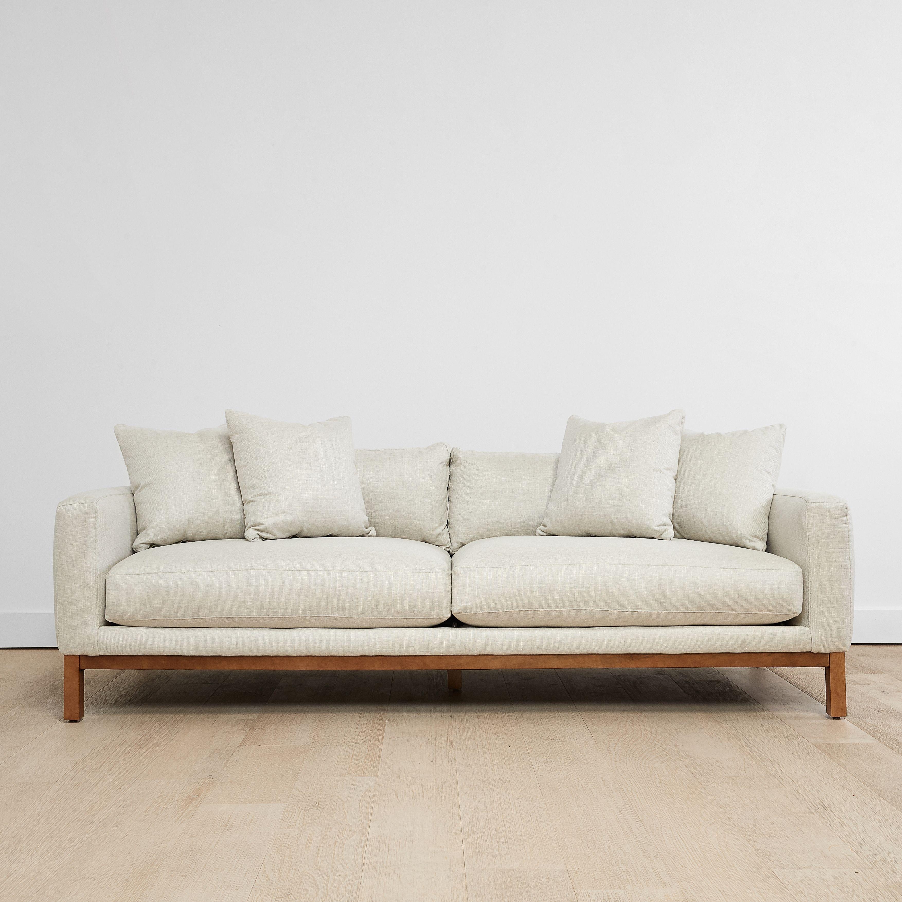 Maxwell Sofa Natural Furniture Sofa Transitional Sofas