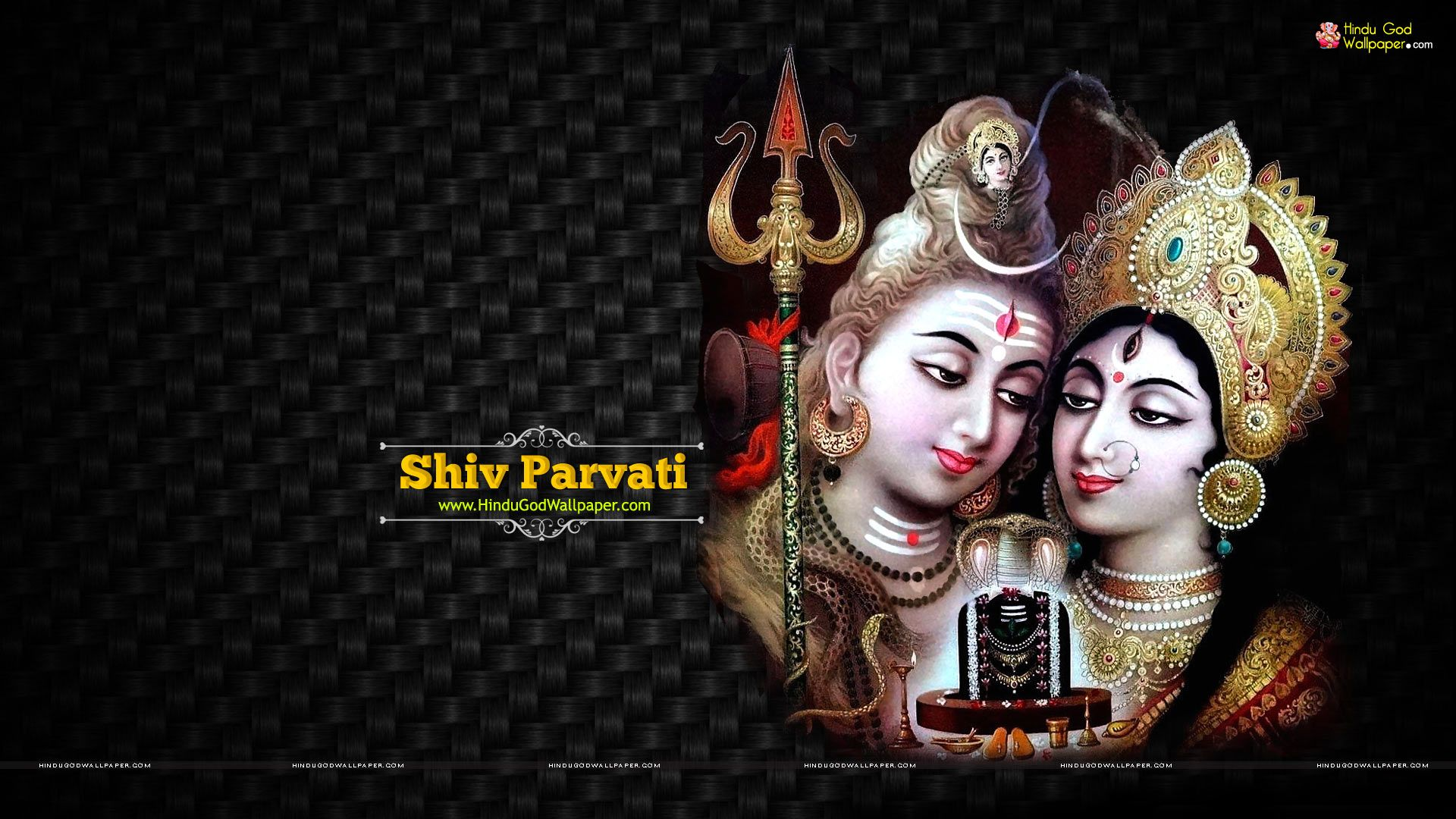 Lord shiva and parvathi images free download
