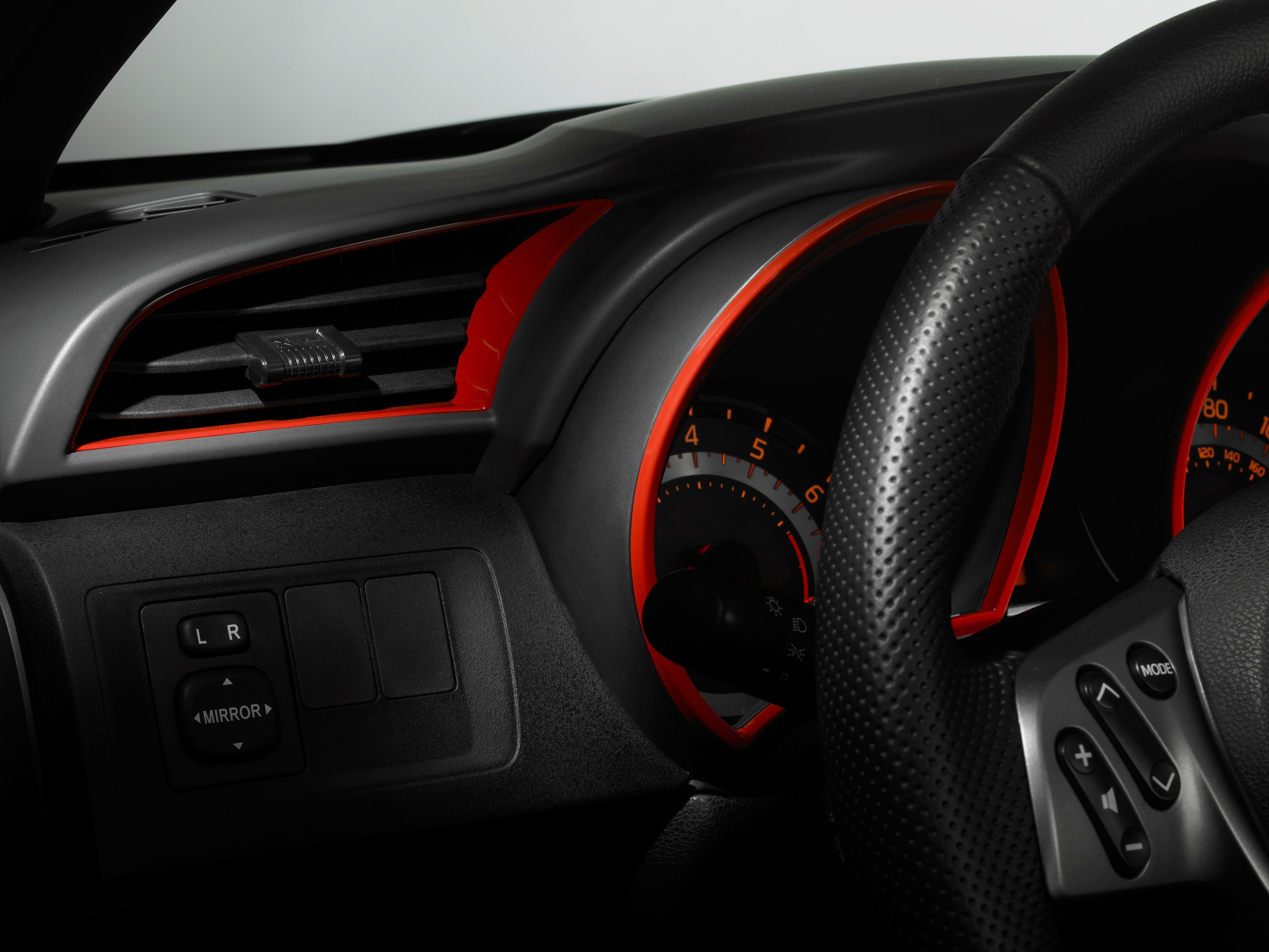Car interior accessories for guys - Toyota
