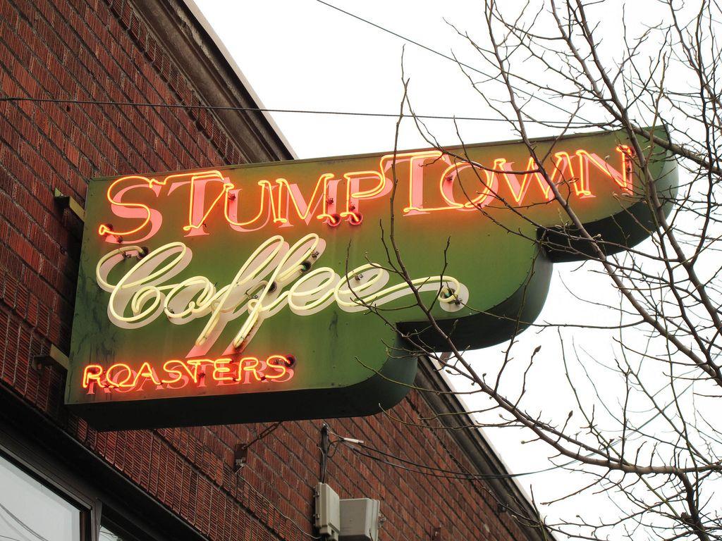 Stumptown coffee roasters portland oregons coffee