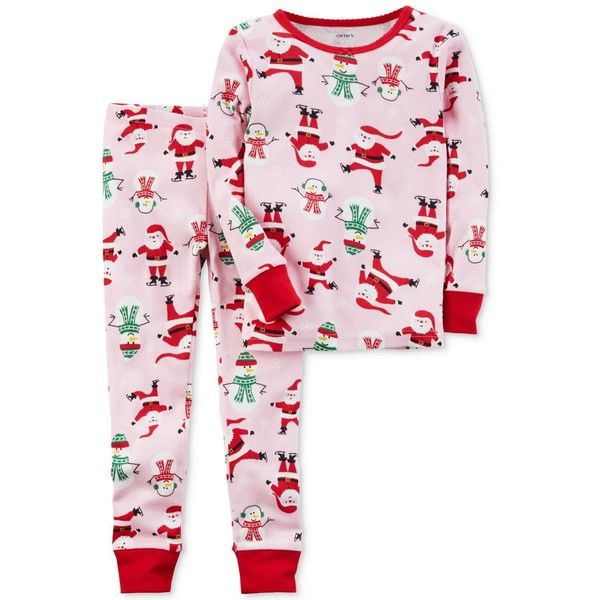 e47c5f85873f holiday pajama ❤ liked on Polyvore featuring intimates