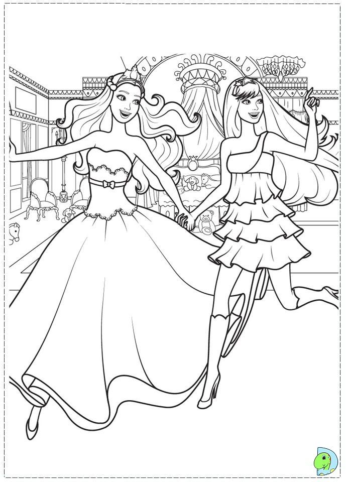 Barbie Princess Charm School Coloring Pages : barbie, princess, charm, school, coloring, pages, Barbie, Princess, Charm, School, Coloring, Pages, Google-søgning, Coloring,, Pages,, Sleeping, Beauty