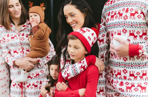 Matching Family Pajamas  Christmas PJs Hanna Andersson Holiday