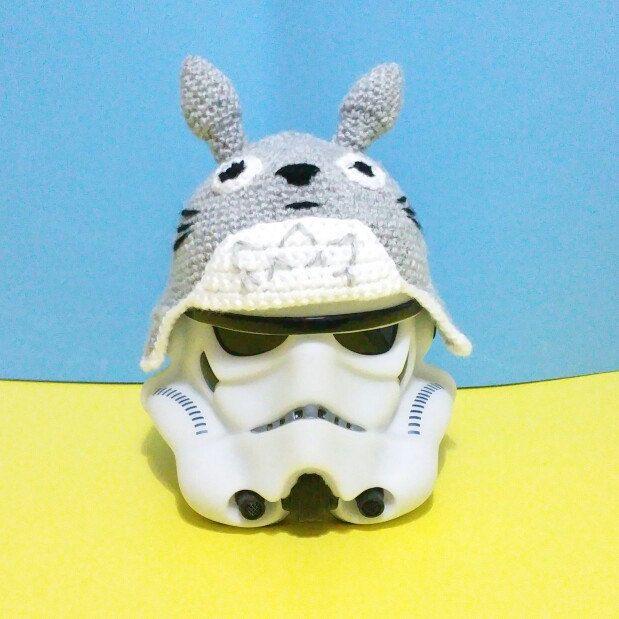 Totoro star wars