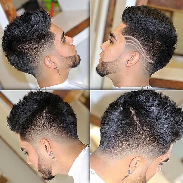 Pin de Philip Leão en Menu0027s Hairstyle Trends Pinterest Cabello