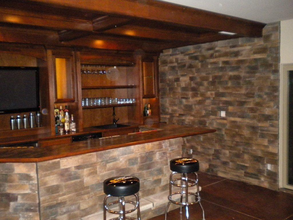 basement bar stone. Pennsylvania Dry Stack - Stone Veneer Interior Exterior Basement Bar E