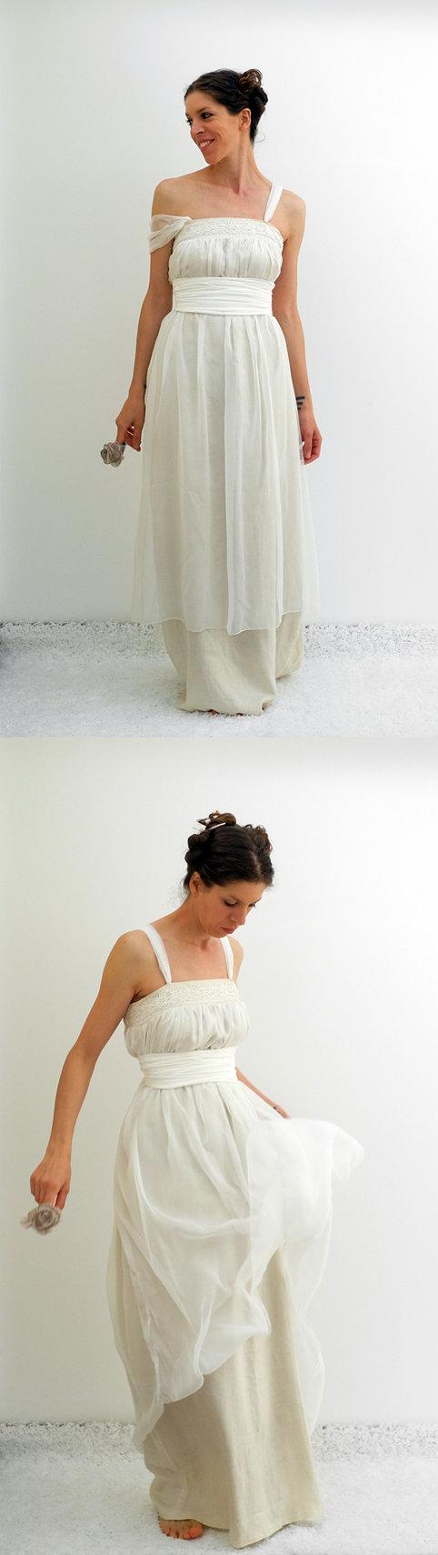 Custom dress for daniela wedding gown boho formal dress