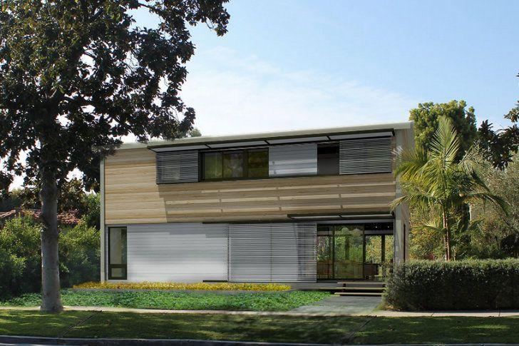 Maison modulaire   contemporaine   en métal   ossature métallique