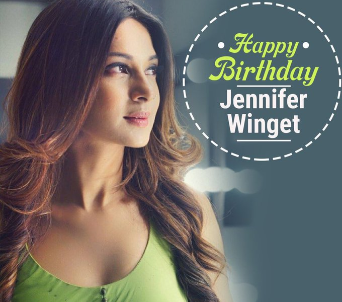 Happy Birthday Jennifer Winget The Actress Turned 35 Today Happy Birthday Jennifer Jennifer Winget Birthday Wishes For Her