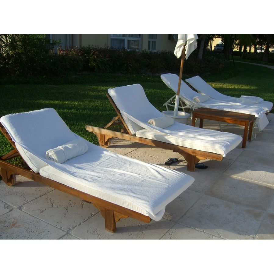 Fitted Chaise Lounge Towel   Hauser Stores #chaisetowel