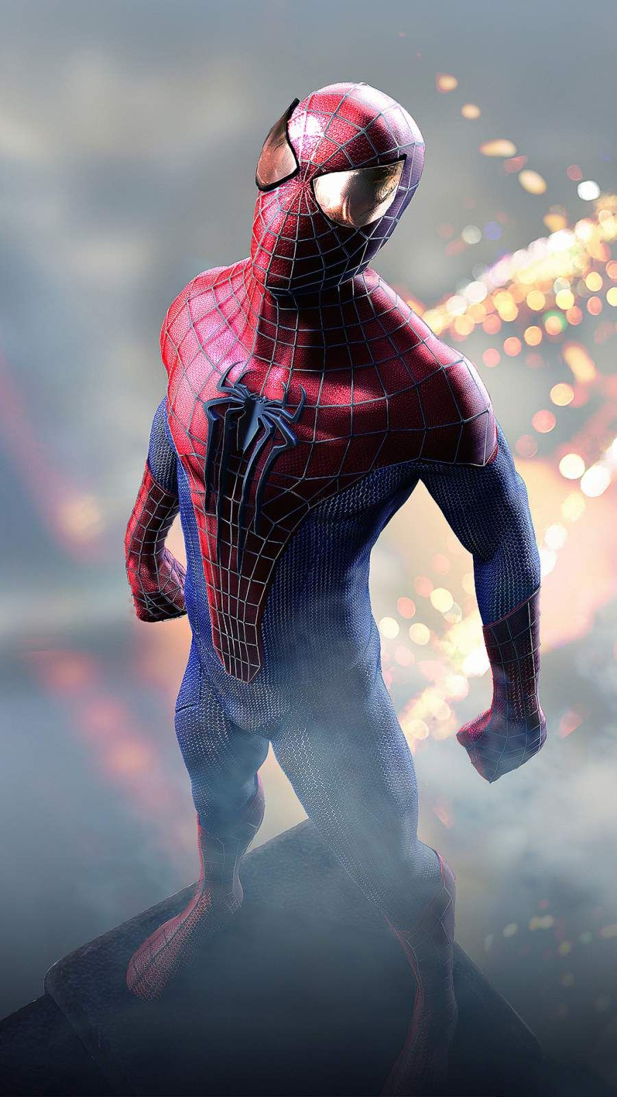 Spider Man 4k Iphone Wallpaper Spiderman Superhero Marvel Spiderman