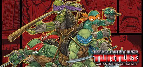 Teenage Mutant Ninja Turtles Mutants In Manhattan Full Oyun Indir Oyun