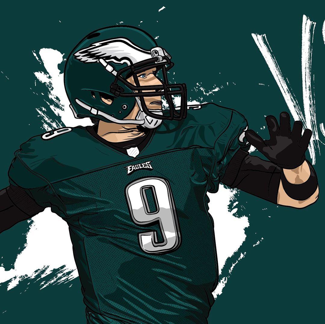 Vs Full Version Happy Super Bowl Sunday Chdraws Chsports Nickfoles Foles Tombrady Brady Pat Philadelphia Eagles Happy Super Bowl Sunday Fly Eagles Fly