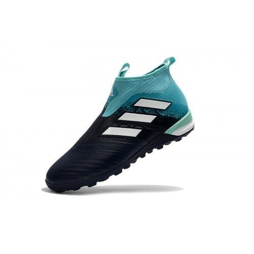 purchase cheap 43a2e 47174 Adidas ACE - футбольные бутсы 2017 Adidas ACE Tango 17 Purecontrol TF  МУЖСКАЯ черный синий новый