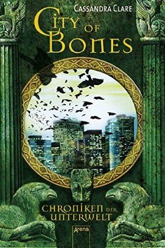 City of Bones (1) by Cassandra Clare