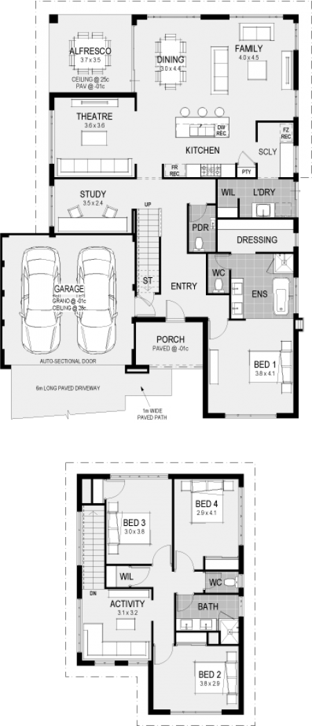 Home Designs Beautiful House Plans Craftsman Floor Plans Craftsman House Plans