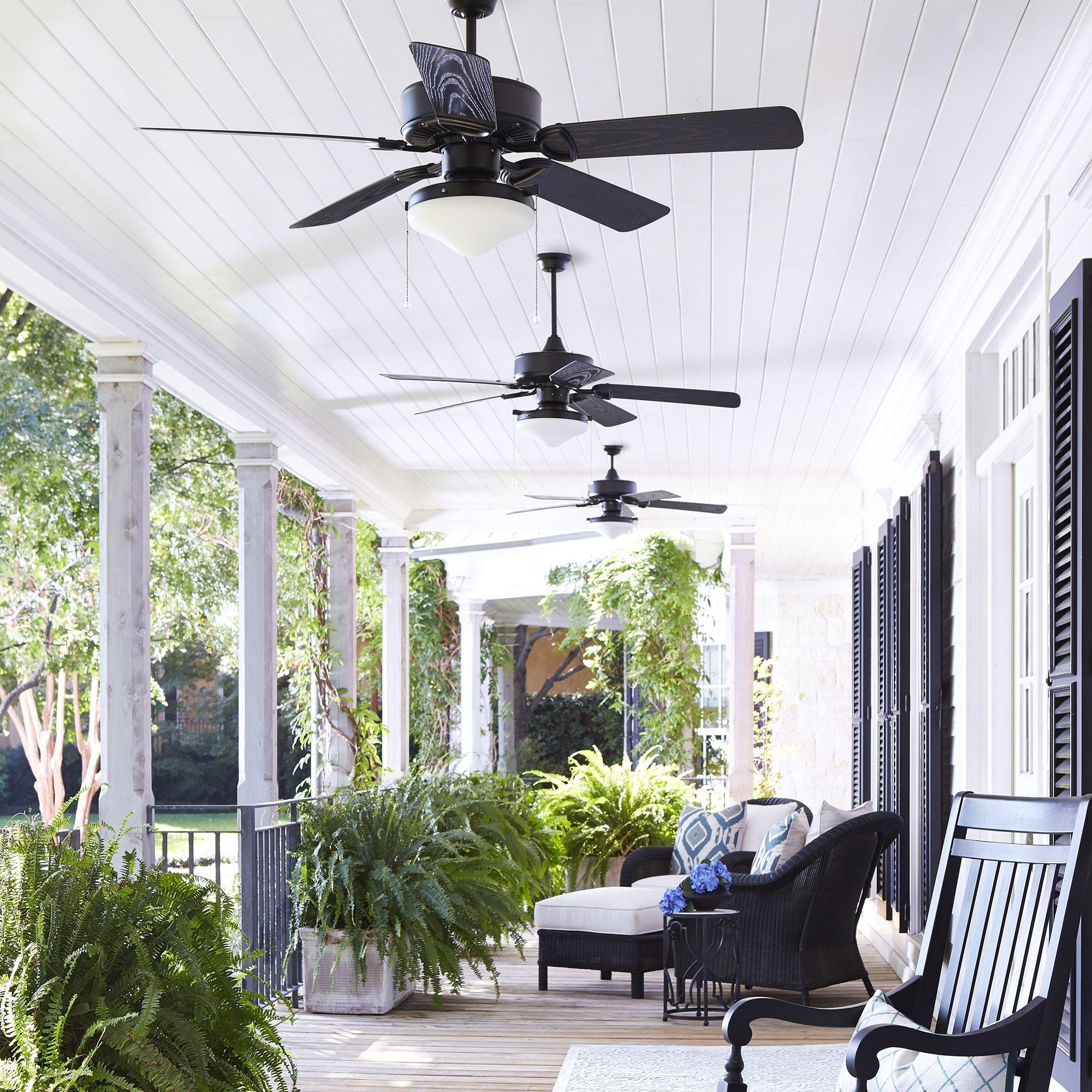 Porch Ceiling Fans Outdoor Ceiling Fans Brick Exterior House Ceiling Fan Outdoor ceiling fans on sale