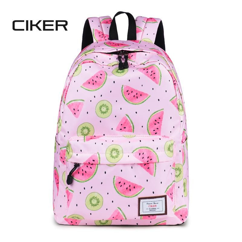 CIKER Hot waterproof women backpack cute fashion Flamingo printing backpacks  for teenagers women s school bags mochilas rucksack  backpacki… 9e76d7c802958