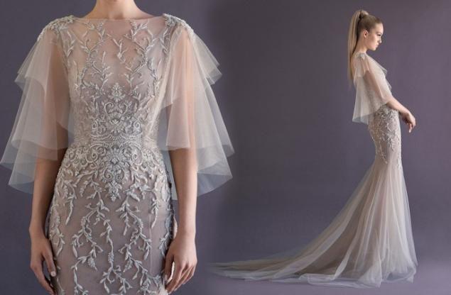 Самые красивые свадебные платья — модели 2017 — 2018 года ...