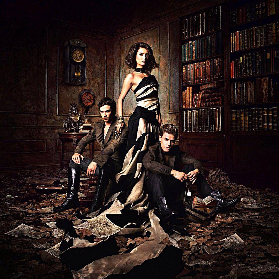 The Vampire Diaries Season 2 Promotional Photos Vampire