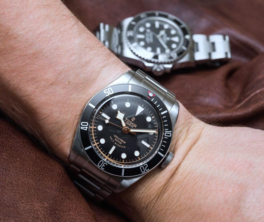 "BEST FROM: aBlogtoWatch & Friends July 22, 2016 - by Kenny Yeo - Get caught up on the latest from your favorites at: aBlogtoWatch.com ""Tudor is one of the hottest brands around now thanks to its super popular Heritage Black Bay watches. They look great, and they are priced affordably. What's more, Tudor also happens to be the sister brand of Rolex, which means they are built to the same exacting standards as Rolex watches are..."""