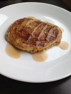 Low carb/gluten free pancakes