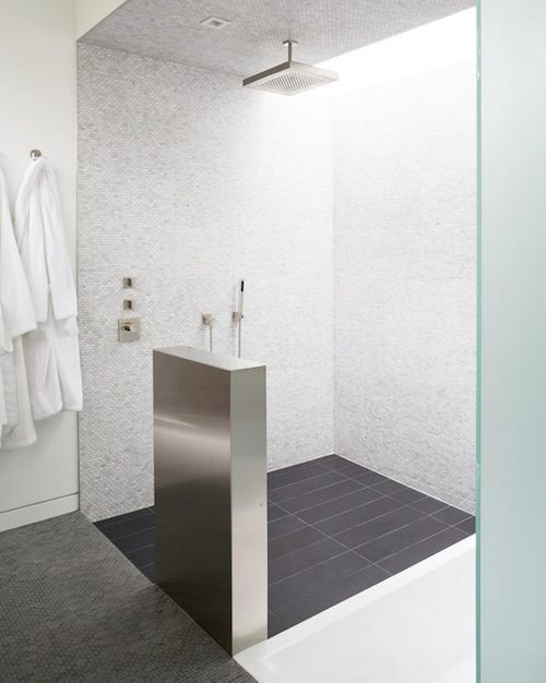 Create A Modern Shower With Innovative Technology Contemporary