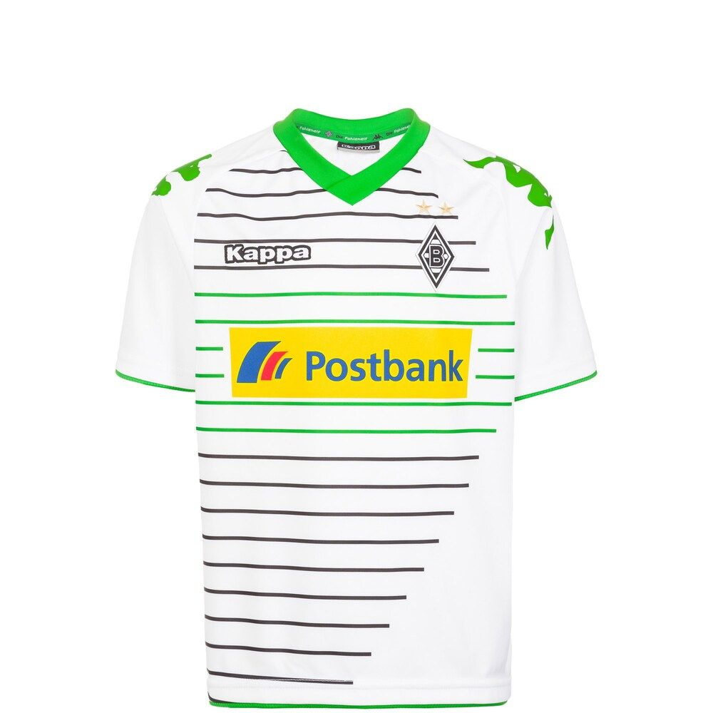 Kappa Trikot Borussia Jungen Weiss Grosse 152 Gladbach Trikot Trikot Borussia Monchengladbach