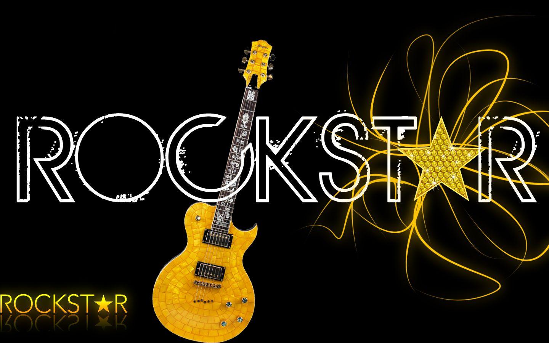 Rockstar Guitar By Tedyshor On Deviantart Allure Beauty Star Pictures Rockstar