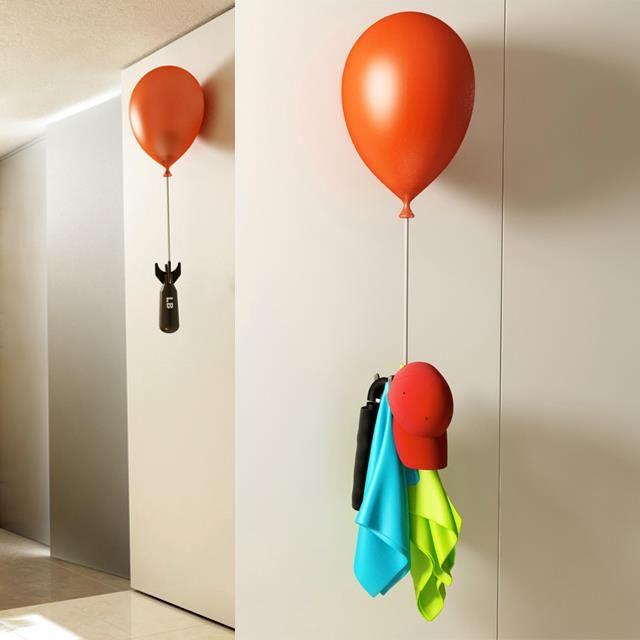 Cool Coat Hangers Floating Bomb Coat Hanger Beautiful Things Pinterest Coat  .