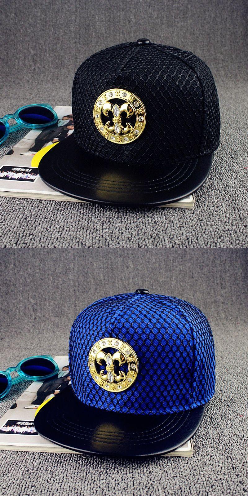261352850cc Trendy Men s Women s Baseball Snapback Hat Hip-hop Travel Sports Outdoor Cap  Adjustable