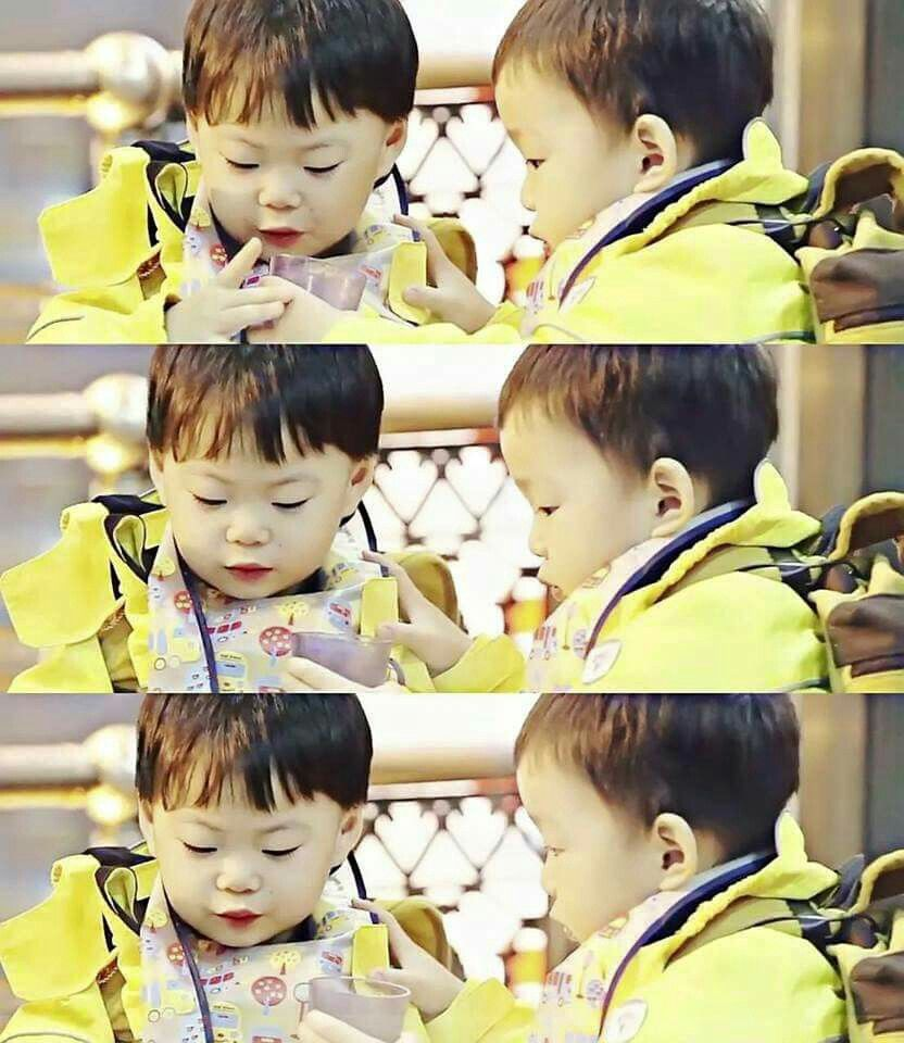 Sleepy Minguk The Return Of Superman Daehan Minguk Manse