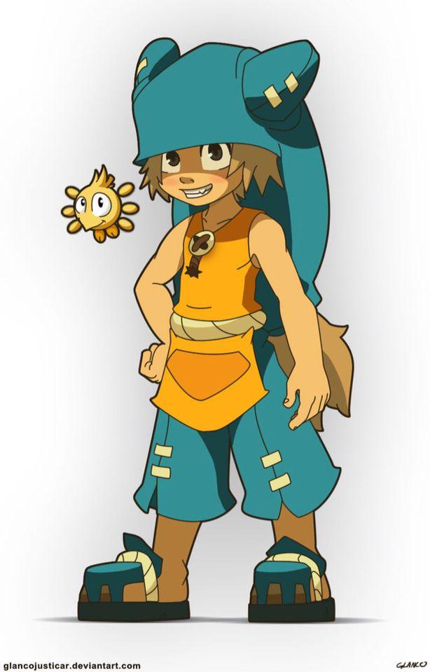 Wakfu Anime Character Design : Wakfu yugo manga pics pinterest character design and