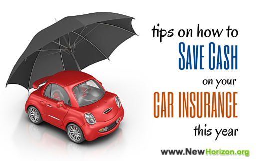 Tips On How To Save Cash On Your Car Insurance This Year With
