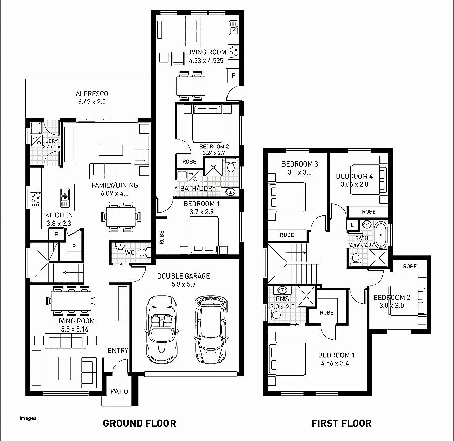 Image result for house plan with attached granny flat - Home design with attached granny flat ...